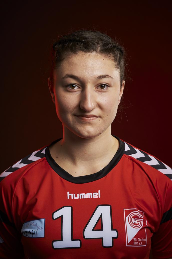 #14 Hanna Fischer