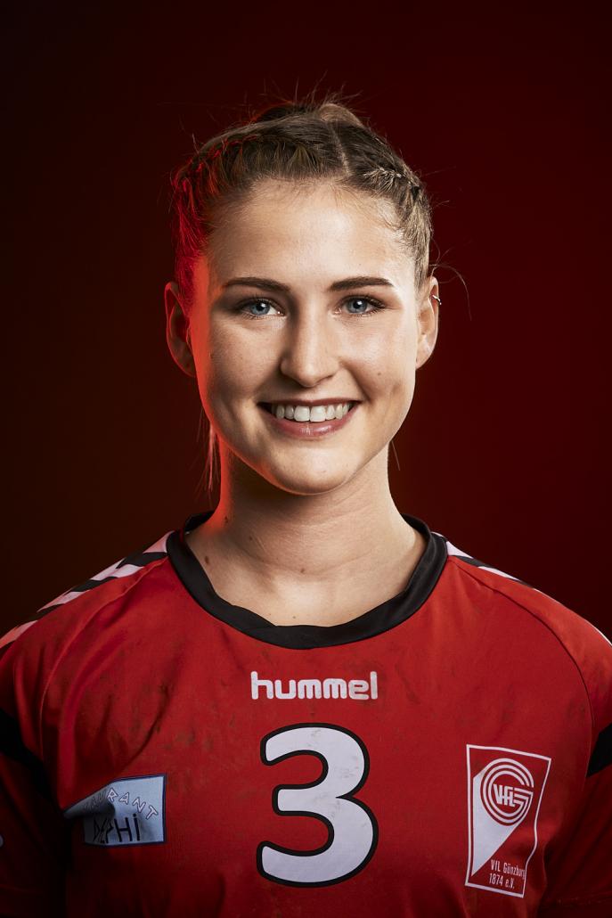 #3 Alena Harder